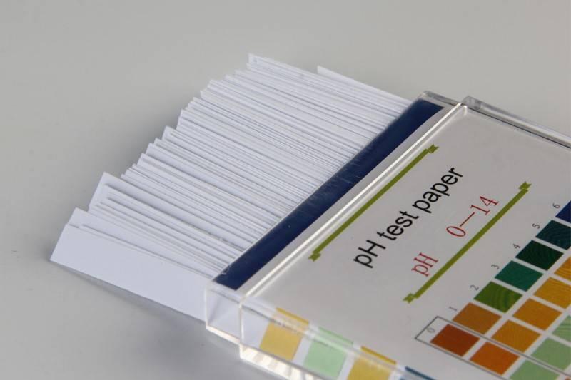 0-14精密检测试纸