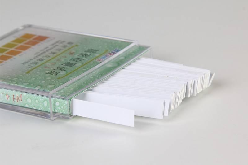 4.5-9.0双色精密试纸