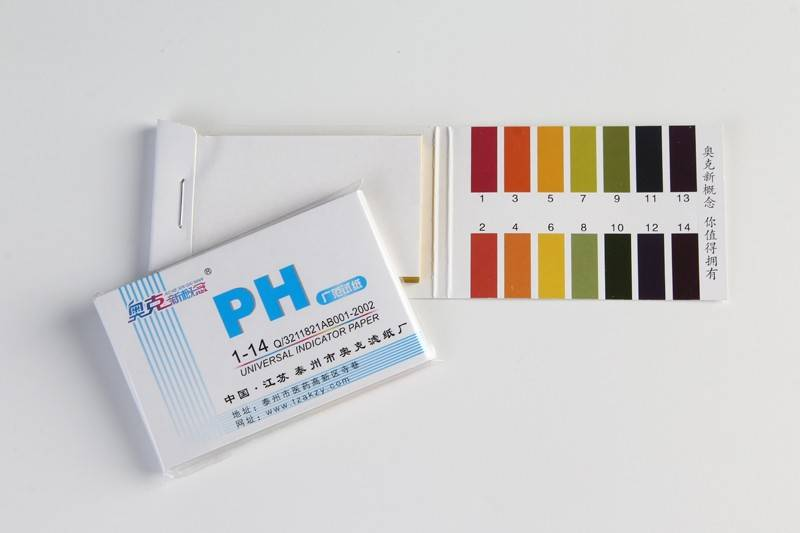 PH检测试纸
